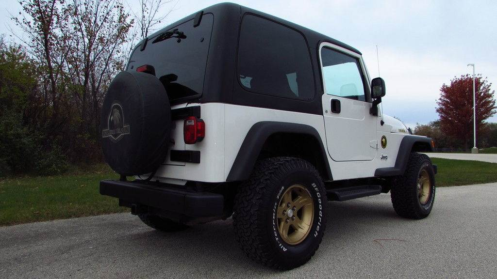 2006 Jeep WRANGLER SPORT GOLDEN EAGLE in Big Bend, Wisconsin - Photo 14