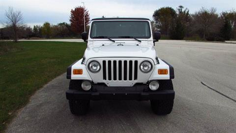 2006 Jeep WRANGLER SPORT GOLDEN EAGLE in Big Bend, Wisconsin - Photo 21
