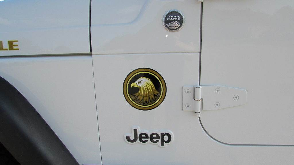 2006 Jeep WRANGLER SPORT GOLDEN EAGLE in Big Bend, Wisconsin - Photo 9