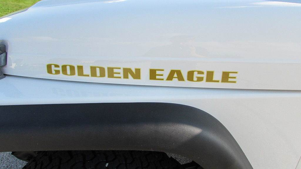 2006 Jeep WRANGLER SPORT GOLDEN EAGLE in Big Bend, Wisconsin - Photo 18