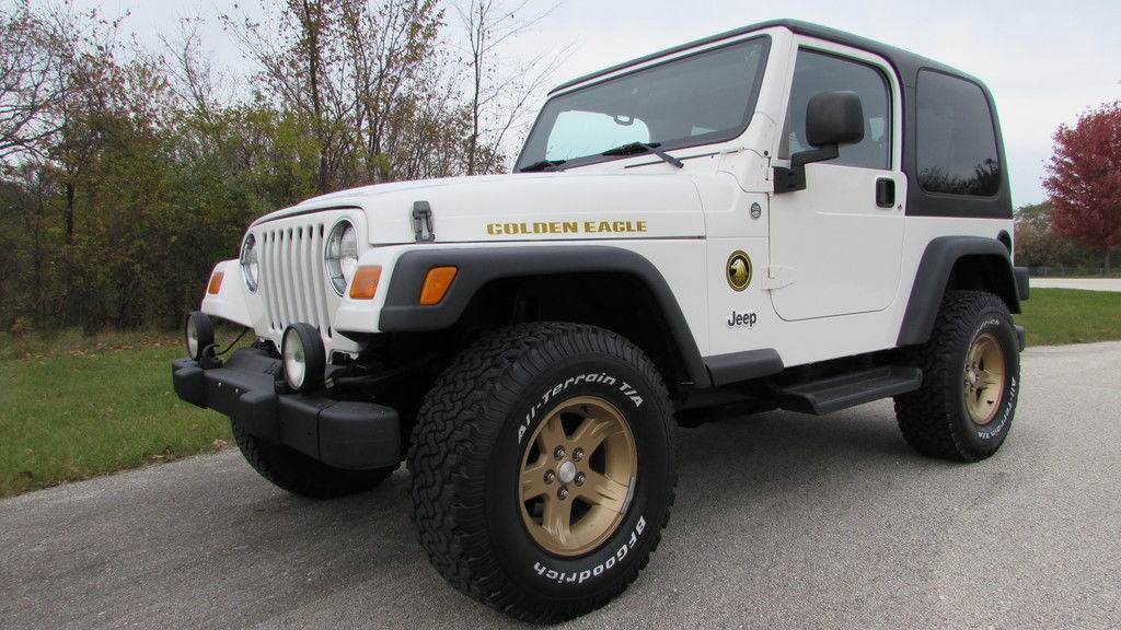 2006 Jeep WRANGLER SPORT GOLDEN EAGLE in Big Bend, Wisconsin - Photo 23