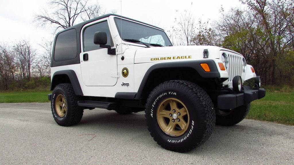 2006 Jeep WRANGLER SPORT GOLDEN EAGLE in Big Bend, Wisconsin - Photo 25