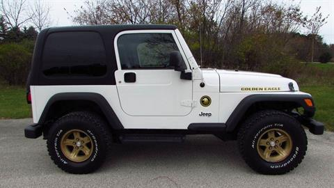 2006 Jeep WRANGLER SPORT GOLDEN EAGLE in Big Bend, Wisconsin - Photo 24