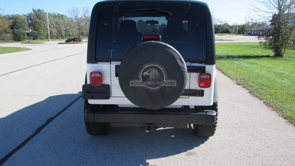 2006 Jeep WRANGLER SPORT GOLDEN EAGLE in Big Bend, Wisconsin - Photo 26