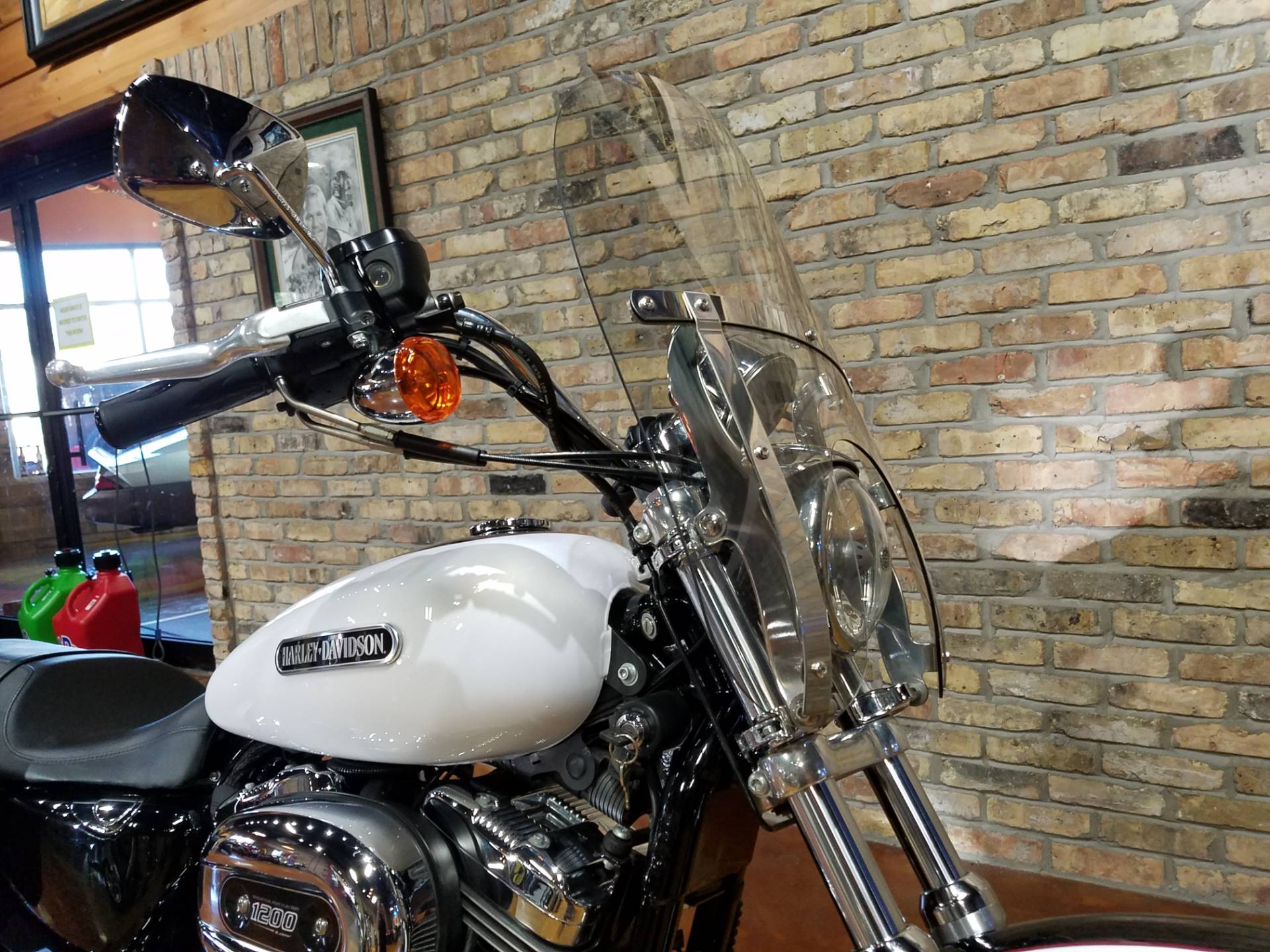 2007 Harley-Davidson Sportster® 1200 Low in Big Bend, Wisconsin - Photo 15