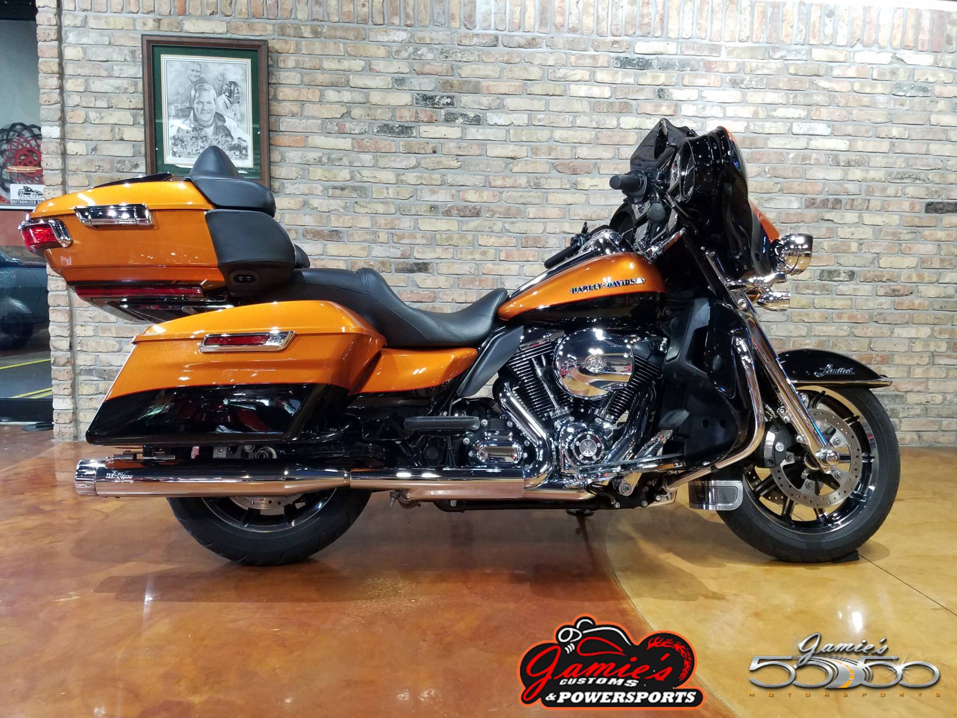 2015 Harley-Davidson Ultra Limited in Big Bend, Wisconsin - Photo 1