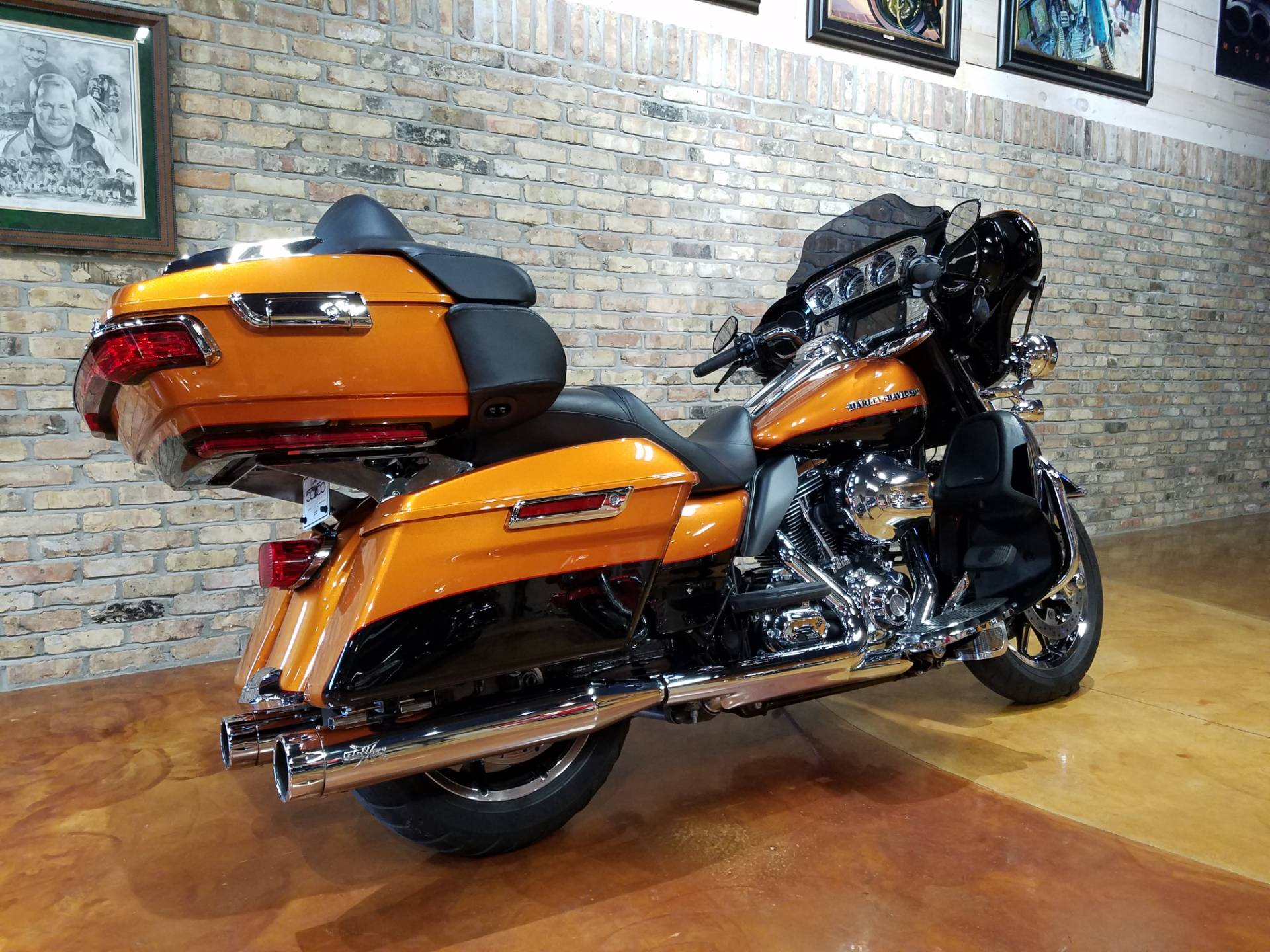2015 Harley-Davidson Ultra Limited in Big Bend, Wisconsin - Photo 3