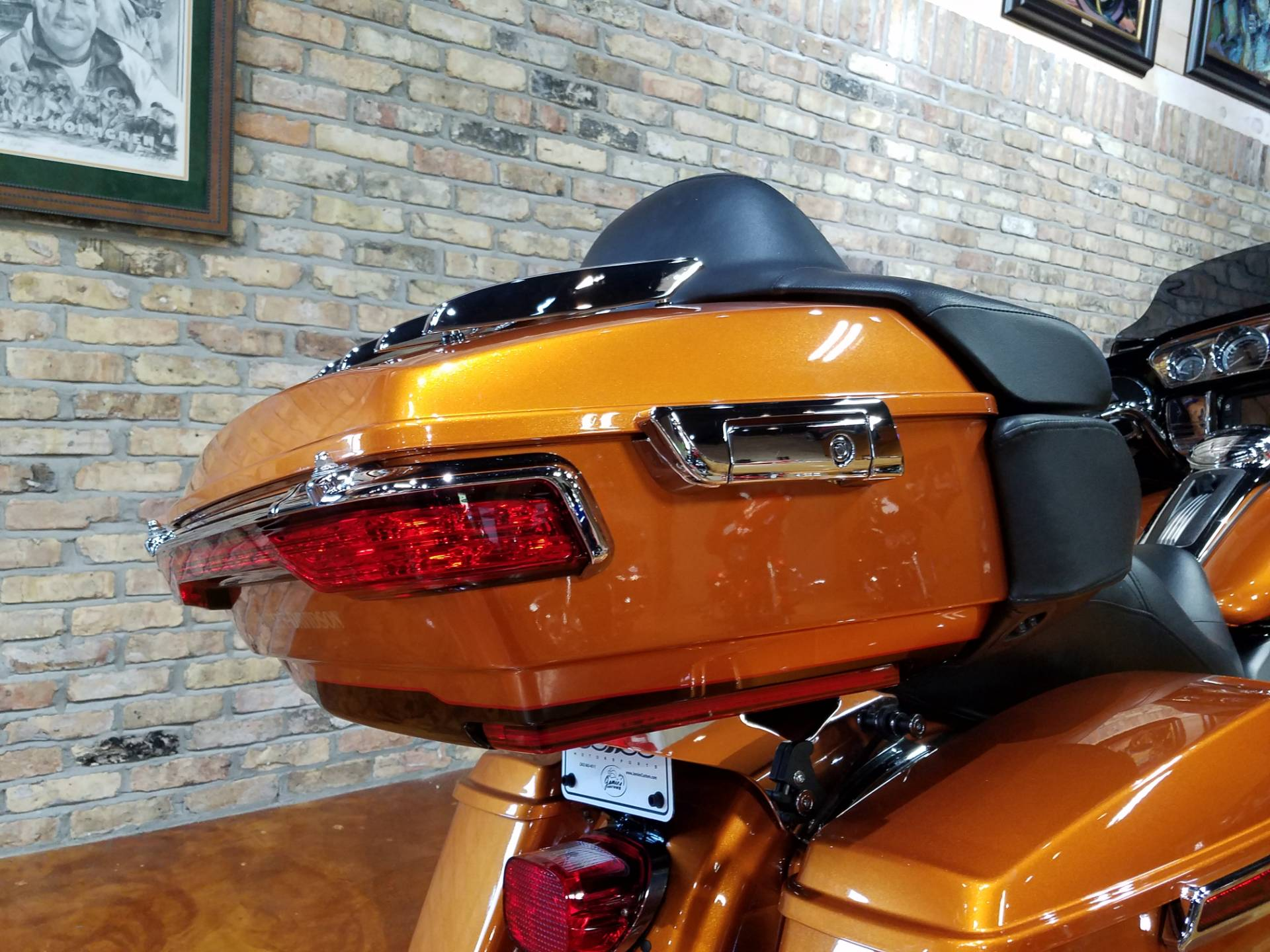 2015 Harley-Davidson Ultra Limited in Big Bend, Wisconsin - Photo 6