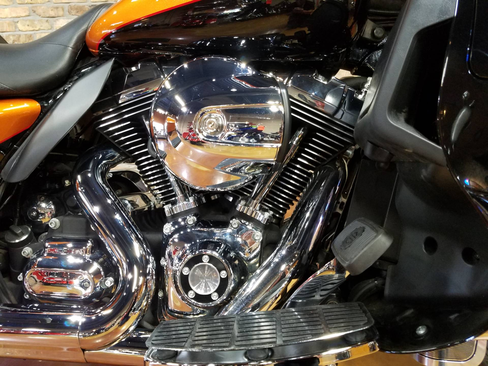 2015 Harley-Davidson Ultra Limited in Big Bend, Wisconsin - Photo 11