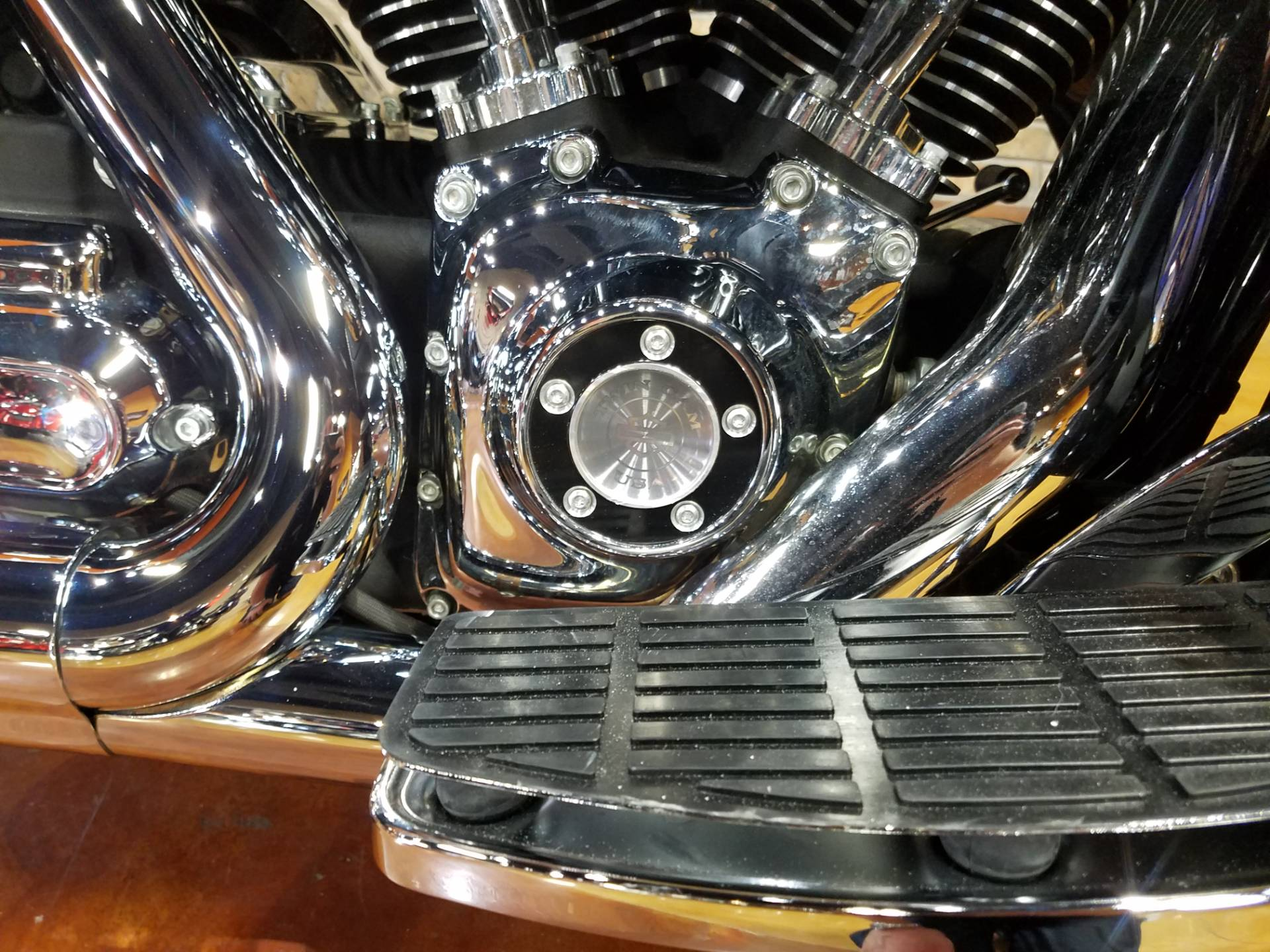 2015 Harley-Davidson Ultra Limited in Big Bend, Wisconsin - Photo 13