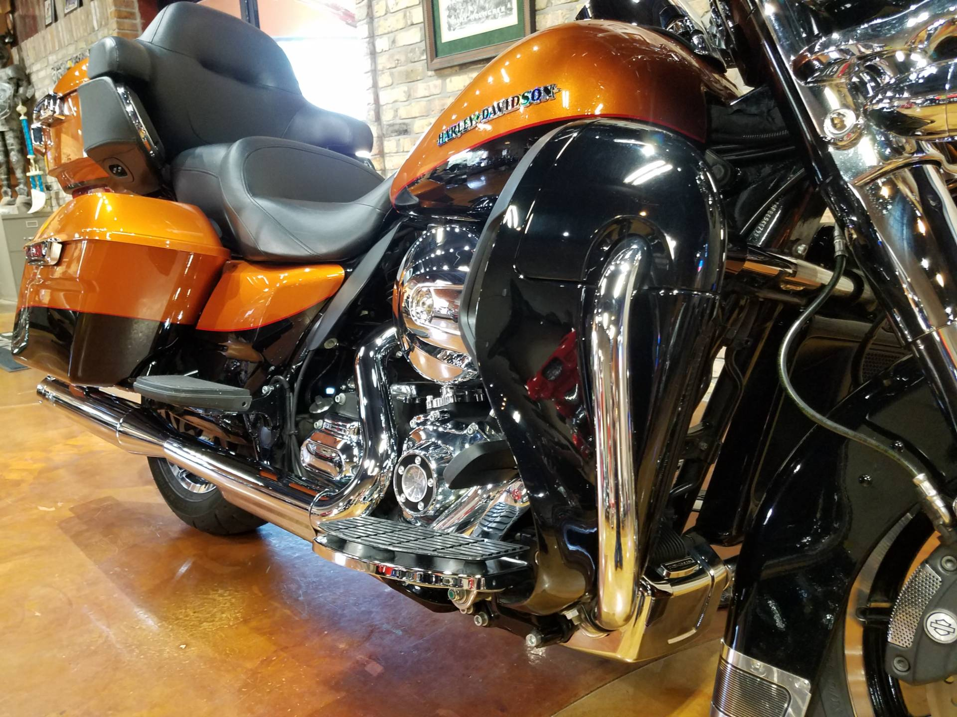 2015 Harley-Davidson Ultra Limited in Big Bend, Wisconsin - Photo 18