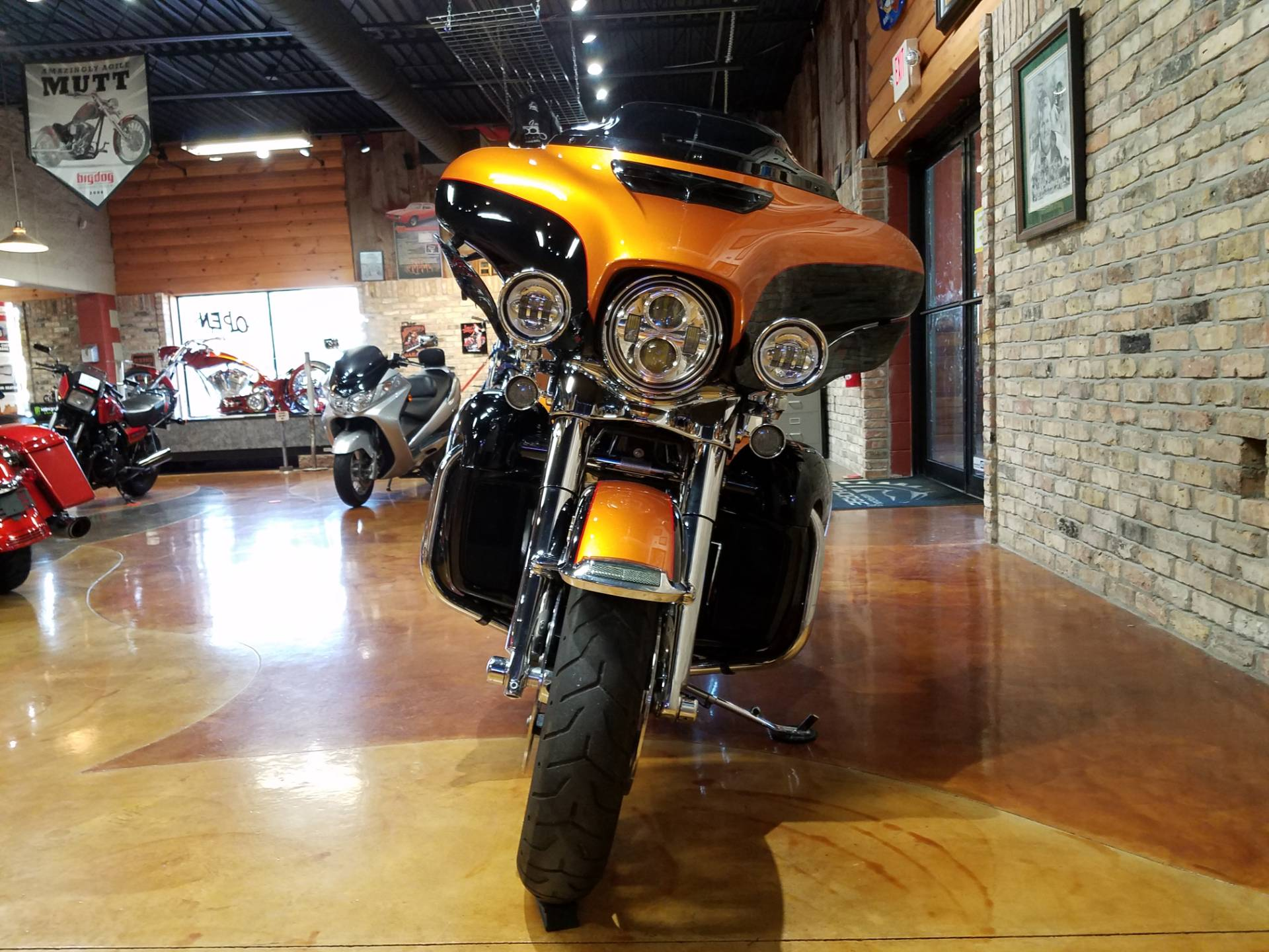 2015 Harley-Davidson Ultra Limited in Big Bend, Wisconsin - Photo 21