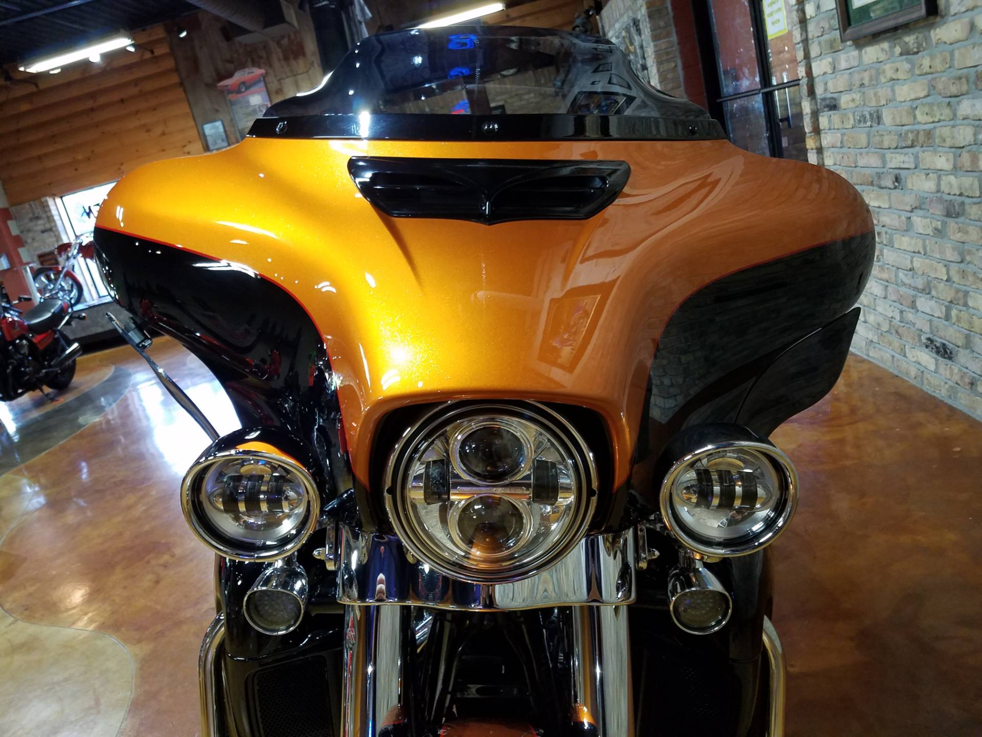 2015 Harley-Davidson Ultra Limited in Big Bend, Wisconsin - Photo 23