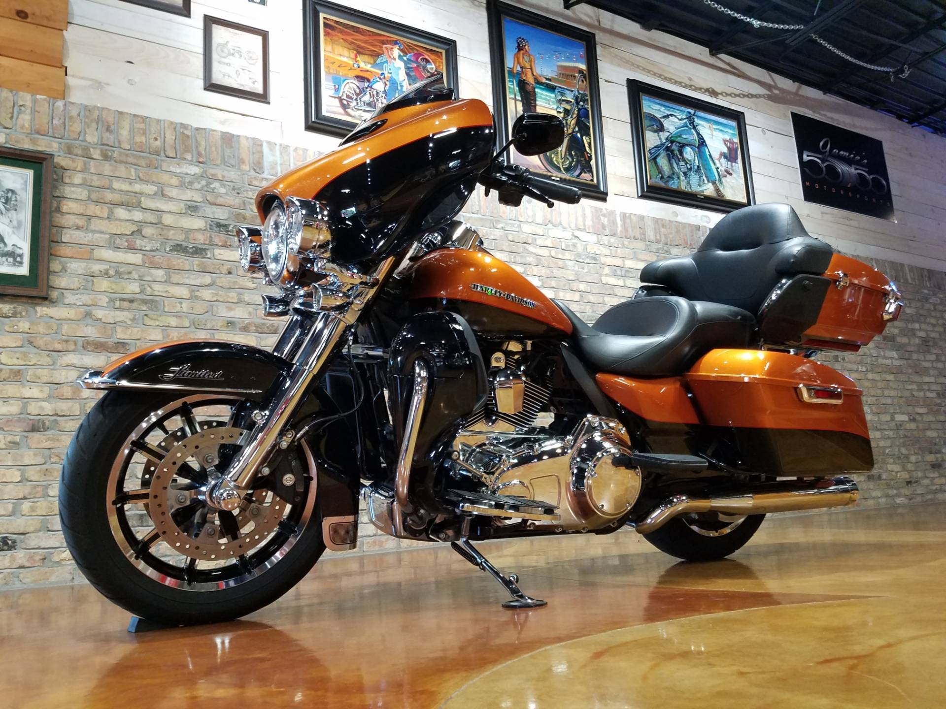2015 Harley-Davidson Ultra Limited in Big Bend, Wisconsin - Photo 38