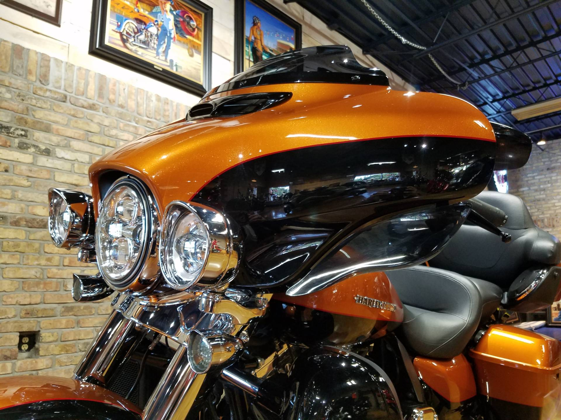 2015 Harley-Davidson Ultra Limited in Big Bend, Wisconsin - Photo 41