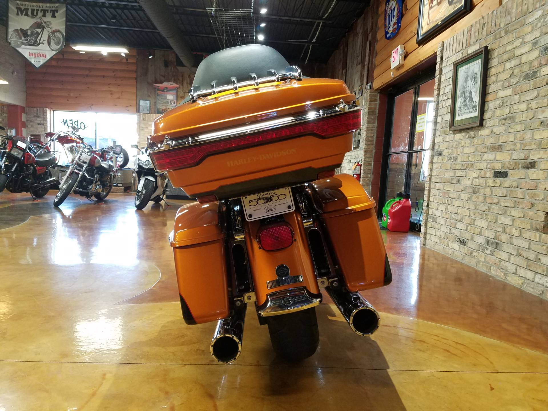2015 Harley-Davidson Ultra Limited in Big Bend, Wisconsin - Photo 51