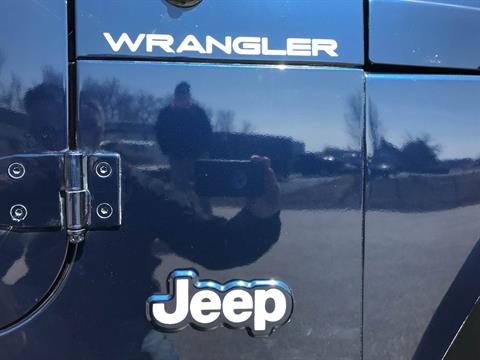 2002 Jeep® Wrangler X in Big Bend, Wisconsin - Photo 19