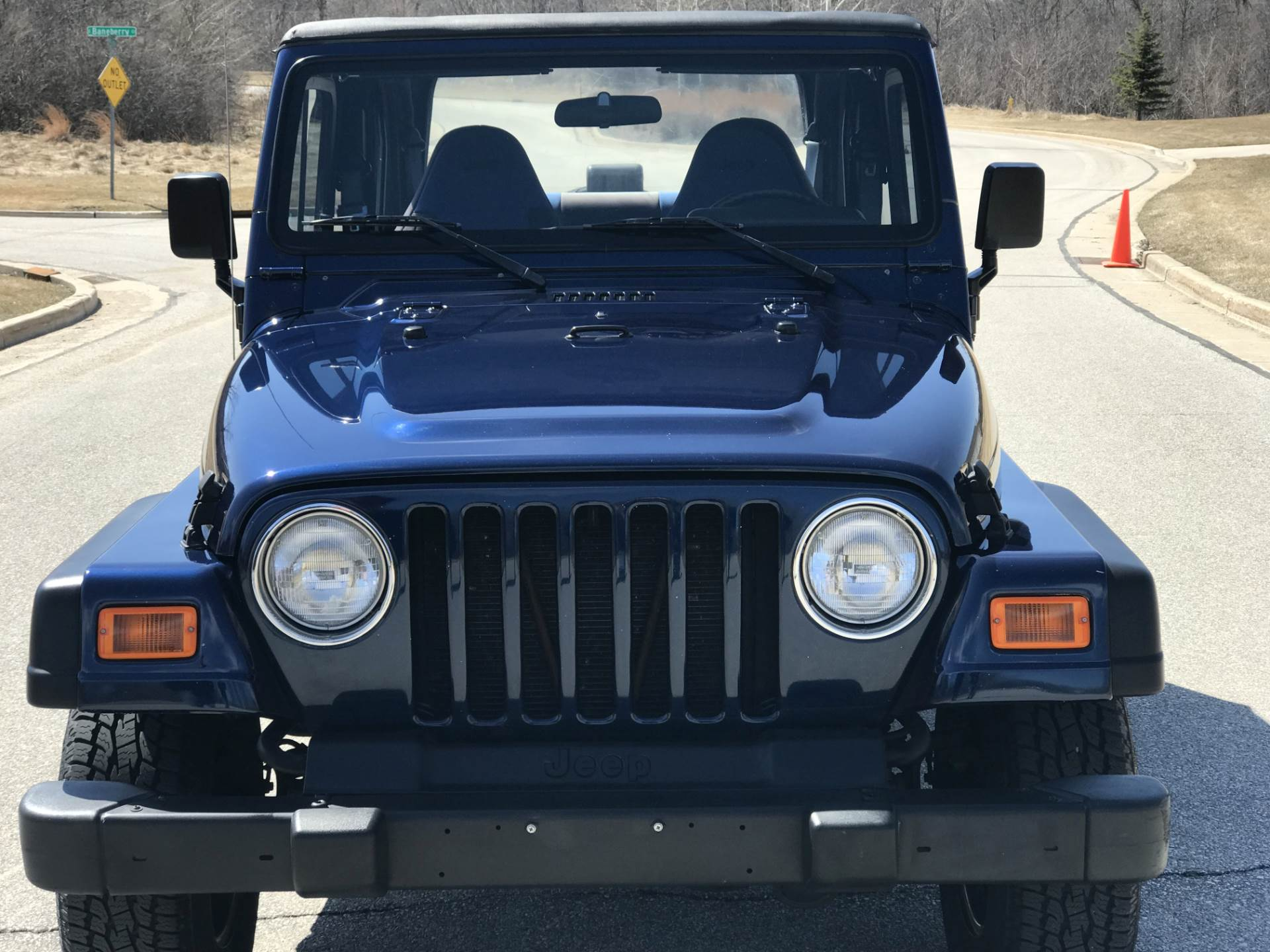 2002 Jeep® Wrangler X in Big Bend, Wisconsin - Photo 17