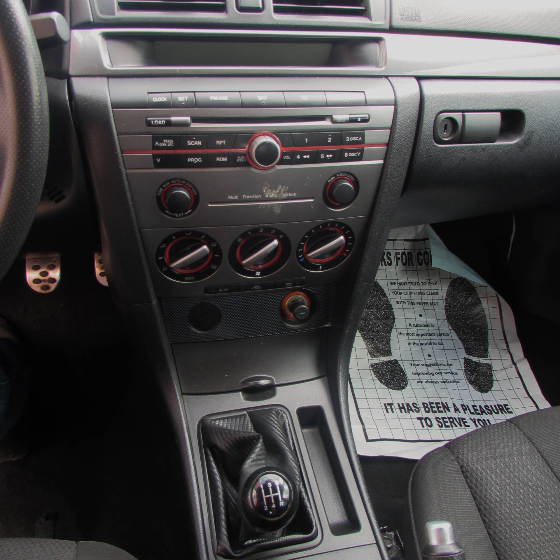2007 Mazda 3 Sport in Big Bend, Wisconsin - Photo 8