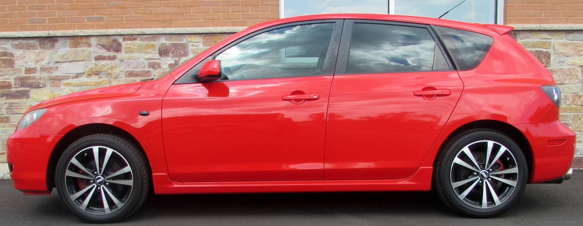 2007 Mazda 3 Sport in Big Bend, Wisconsin - Photo 9