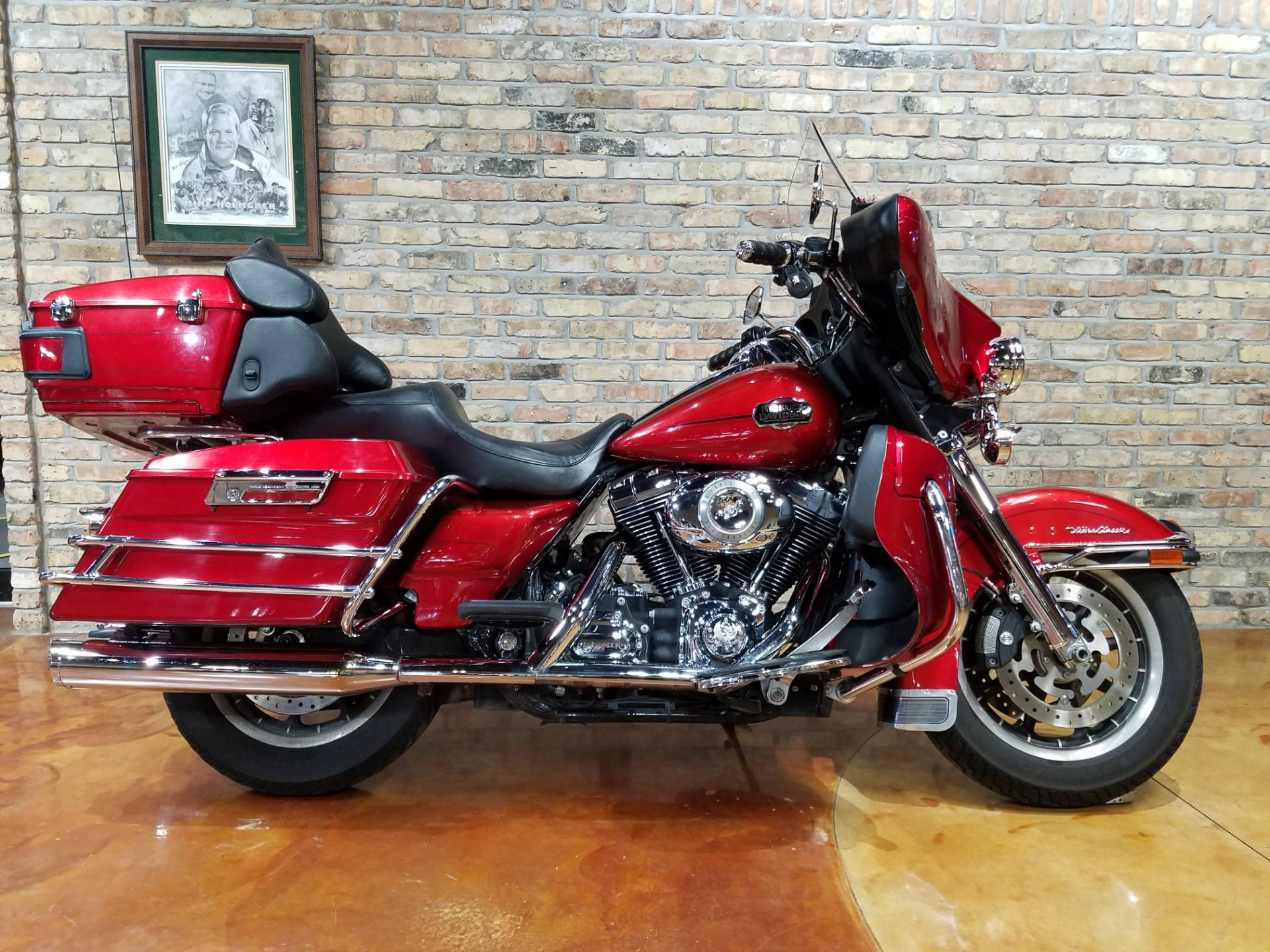 2008 Harley-Davidson Ultra Classic® Electra Glide® in Big Bend, Wisconsin - Photo 64