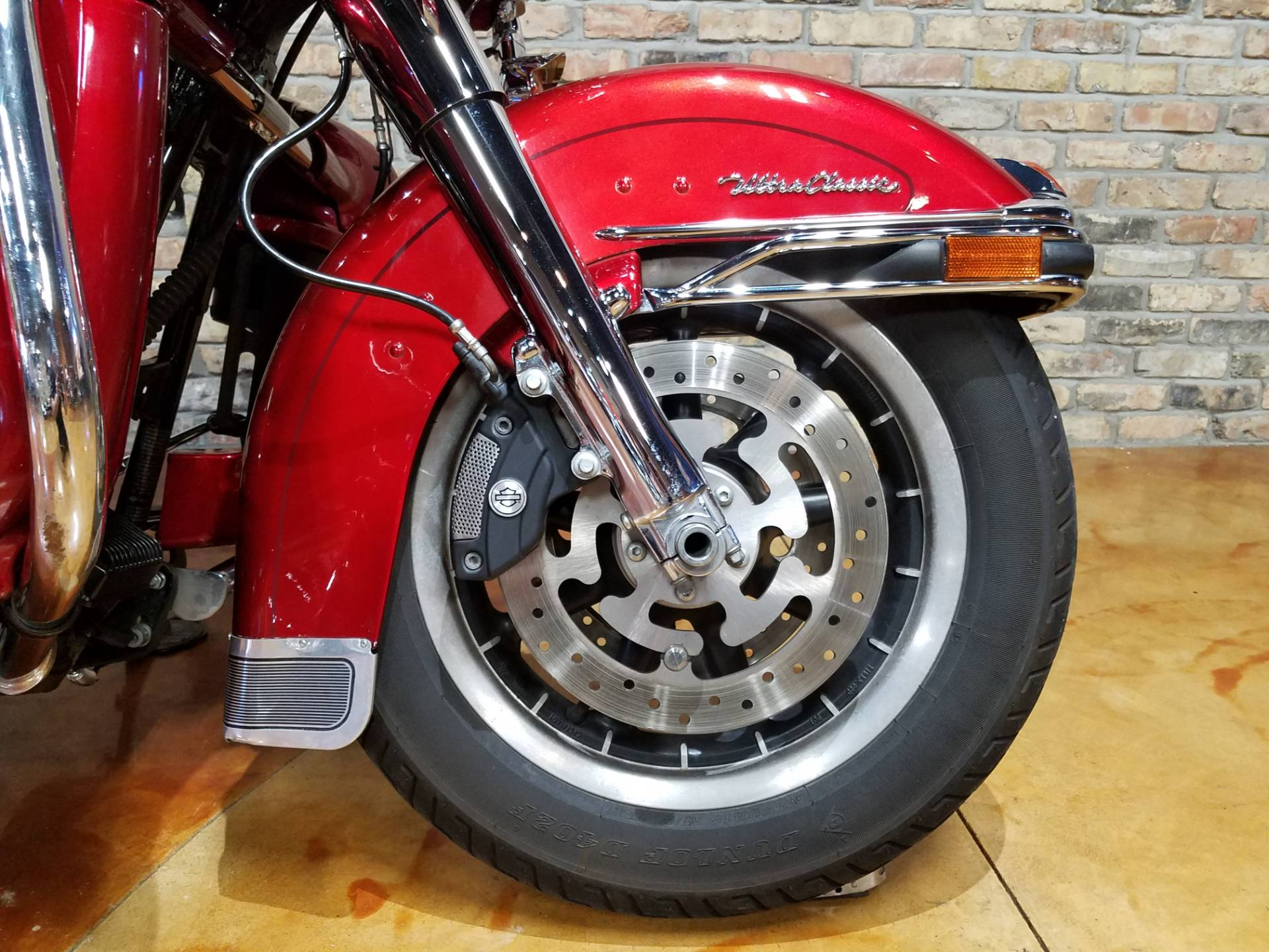 2008 Harley-Davidson Ultra Classic® Electra Glide® in Big Bend, Wisconsin - Photo 16