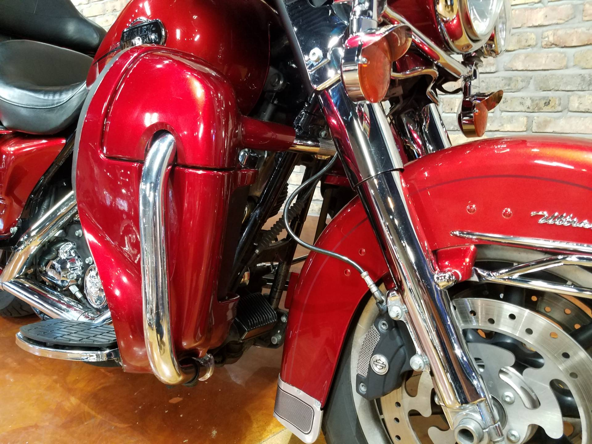 2008 Harley-Davidson Ultra Classic® Electra Glide® in Big Bend, Wisconsin - Photo 17