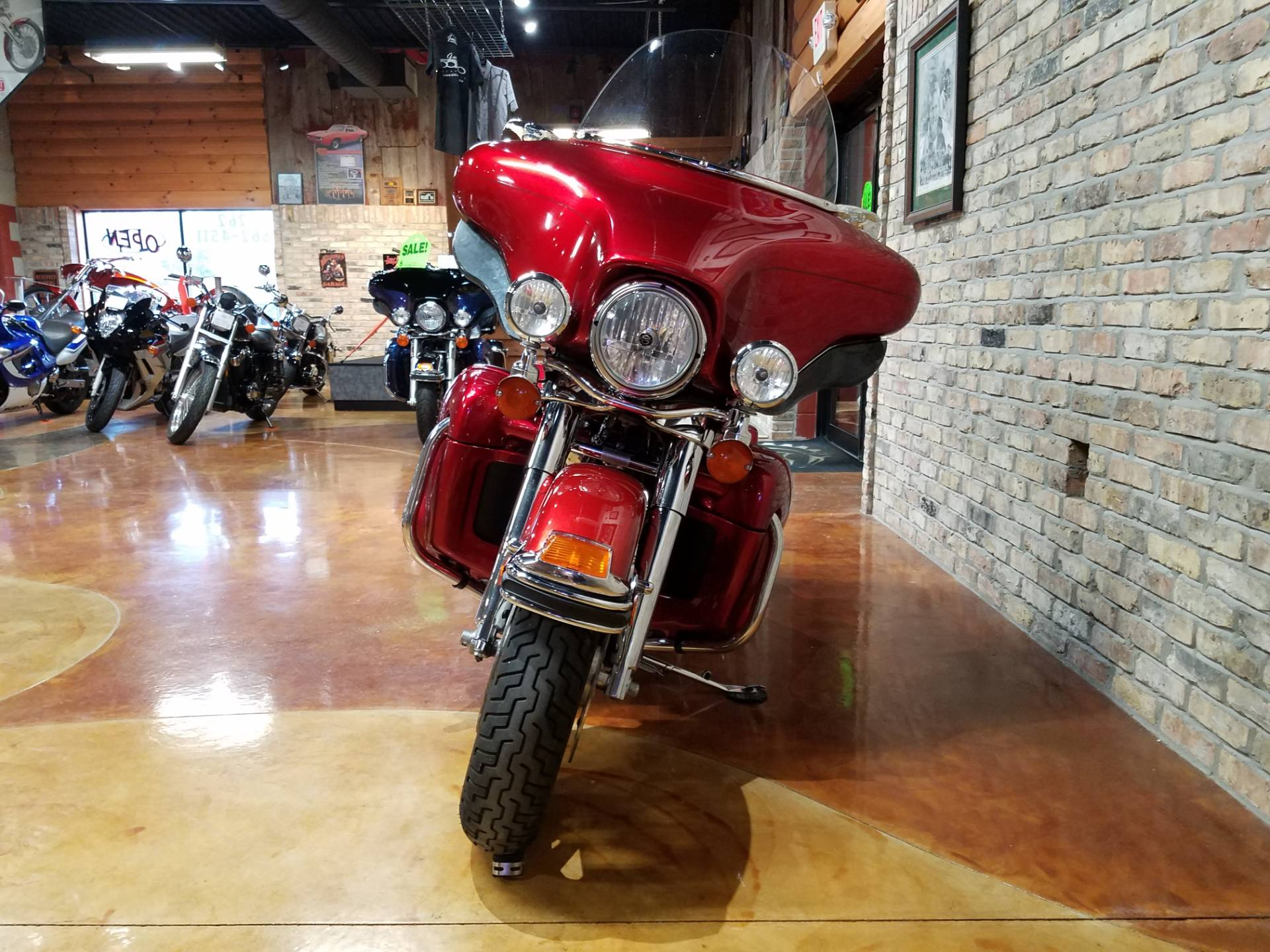 2008 Harley-Davidson Ultra Classic® Electra Glide® in Big Bend, Wisconsin - Photo 19