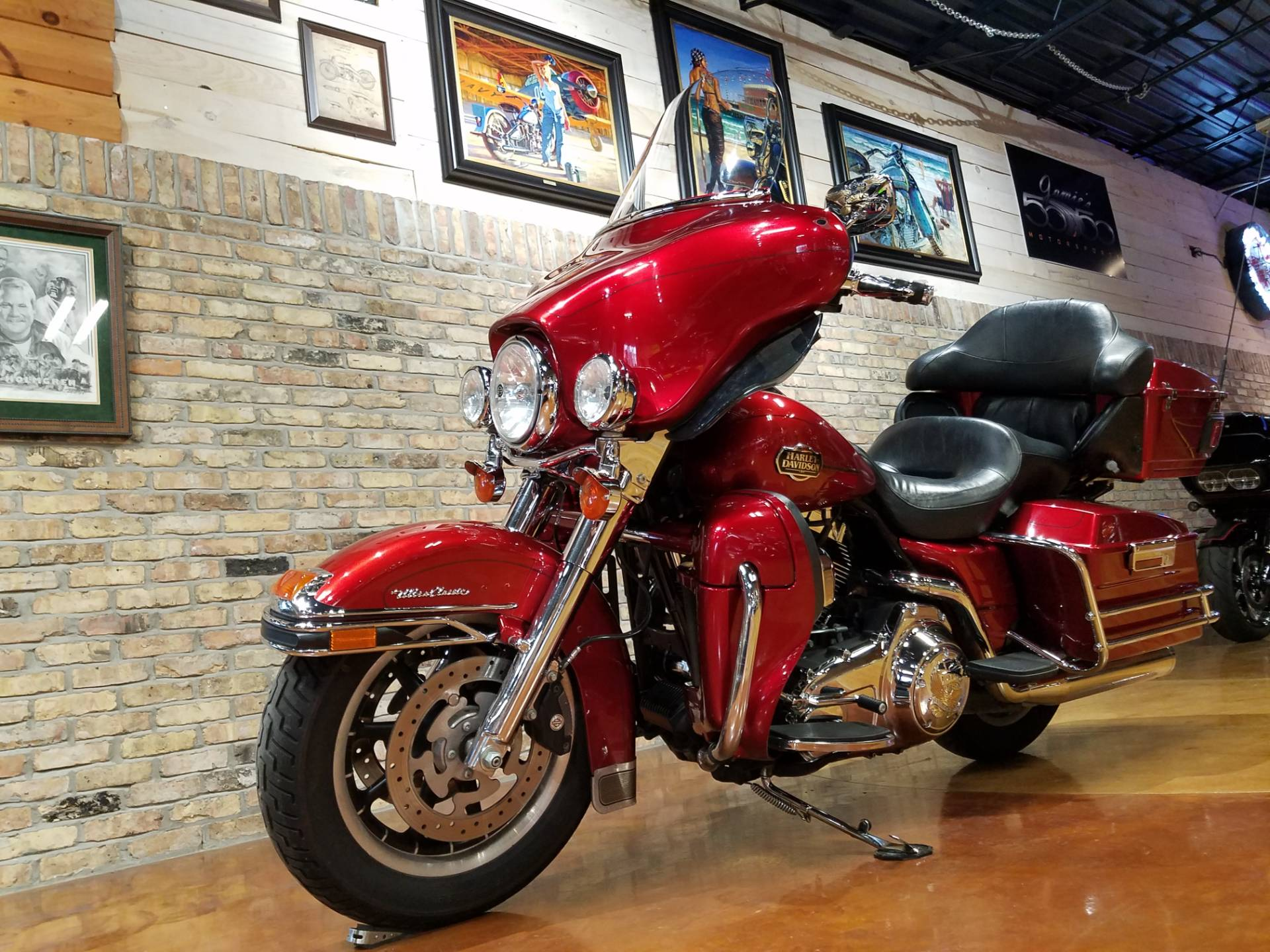 2008 Harley-Davidson Ultra Classic® Electra Glide® in Big Bend, Wisconsin - Photo 36