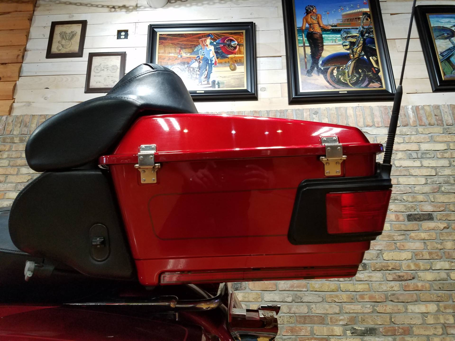 2008 Harley-Davidson Ultra Classic® Electra Glide® in Big Bend, Wisconsin - Photo 48