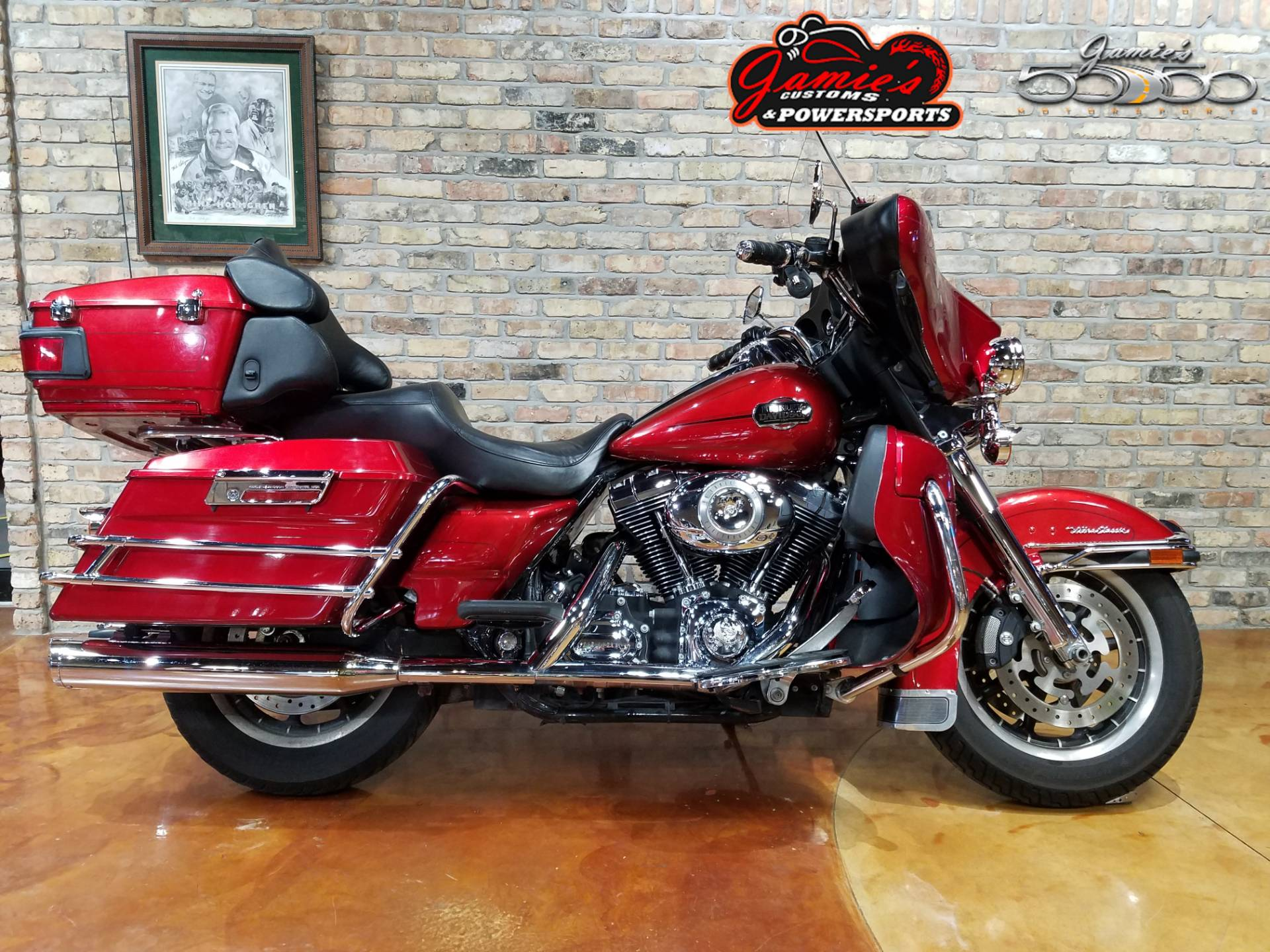 2008 Harley-Davidson Ultra Classic® Electra Glide® in Big Bend, Wisconsin - Photo 1