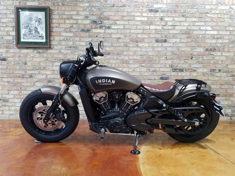 2018 Indian Scout® Bobber in Big Bend, Wisconsin - Photo 2