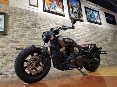 2018 Indian Scout® Bobber in Big Bend, Wisconsin - Photo 5