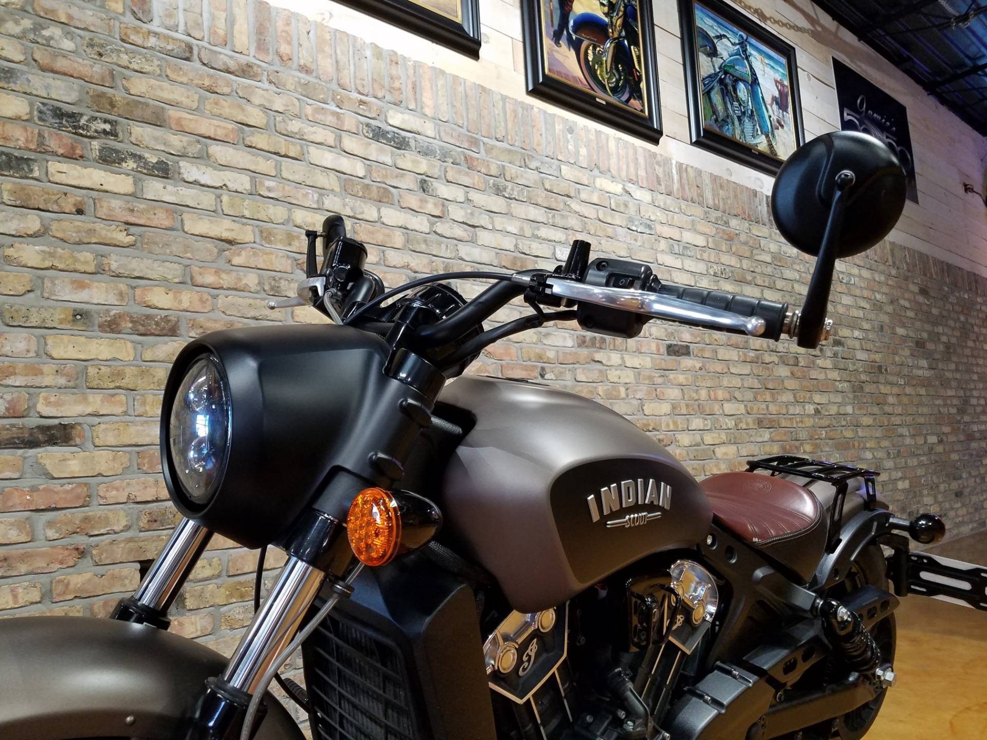 2018 Indian Scout® Bobber in Big Bend, Wisconsin - Photo 8