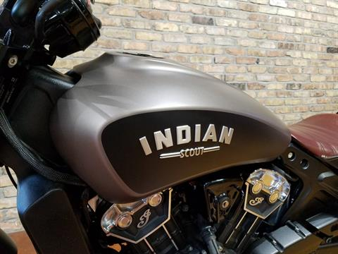 2018 Indian Scout® Bobber in Big Bend, Wisconsin - Photo 9
