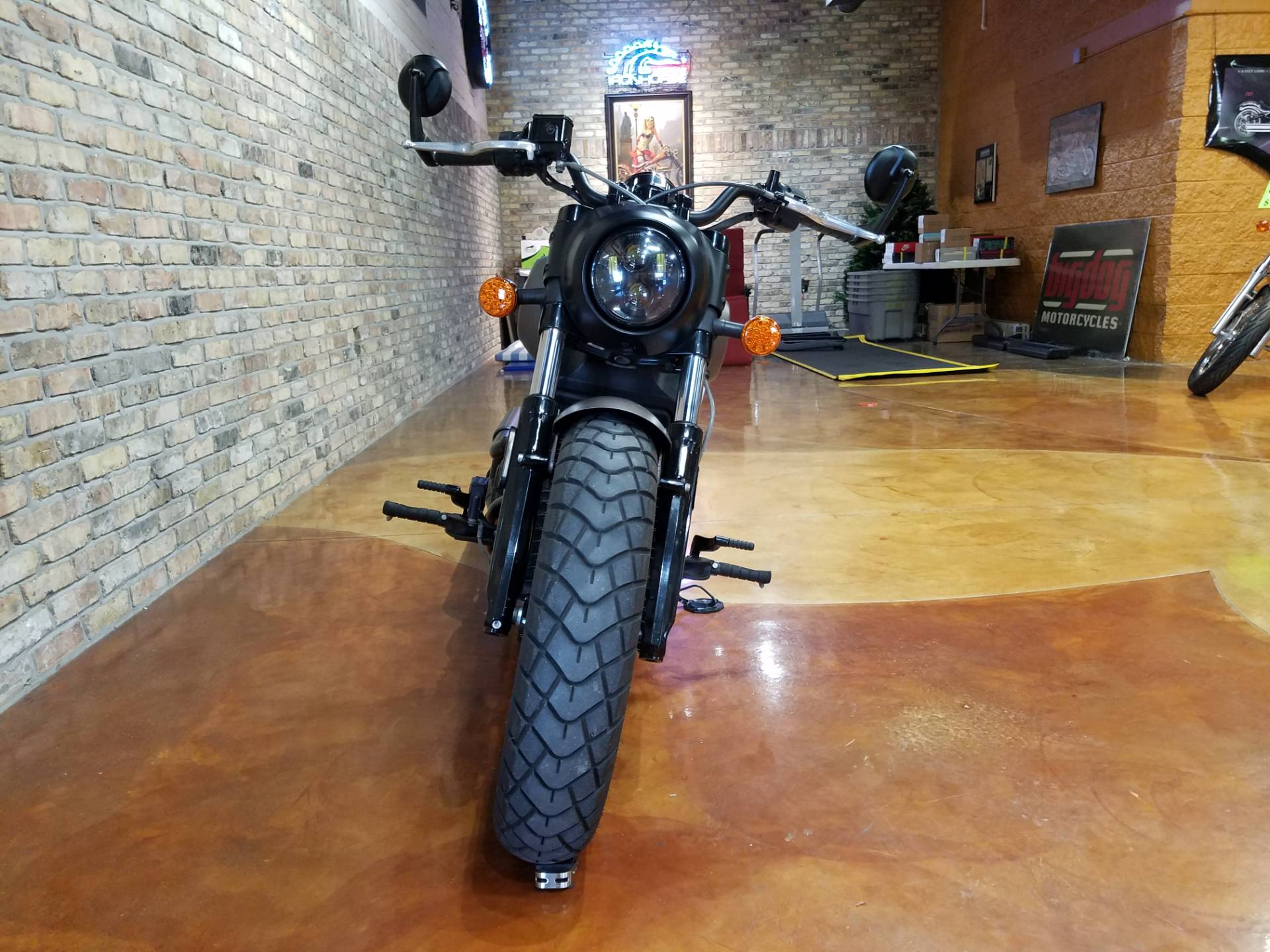2018 Indian Scout® Bobber in Big Bend, Wisconsin - Photo 21