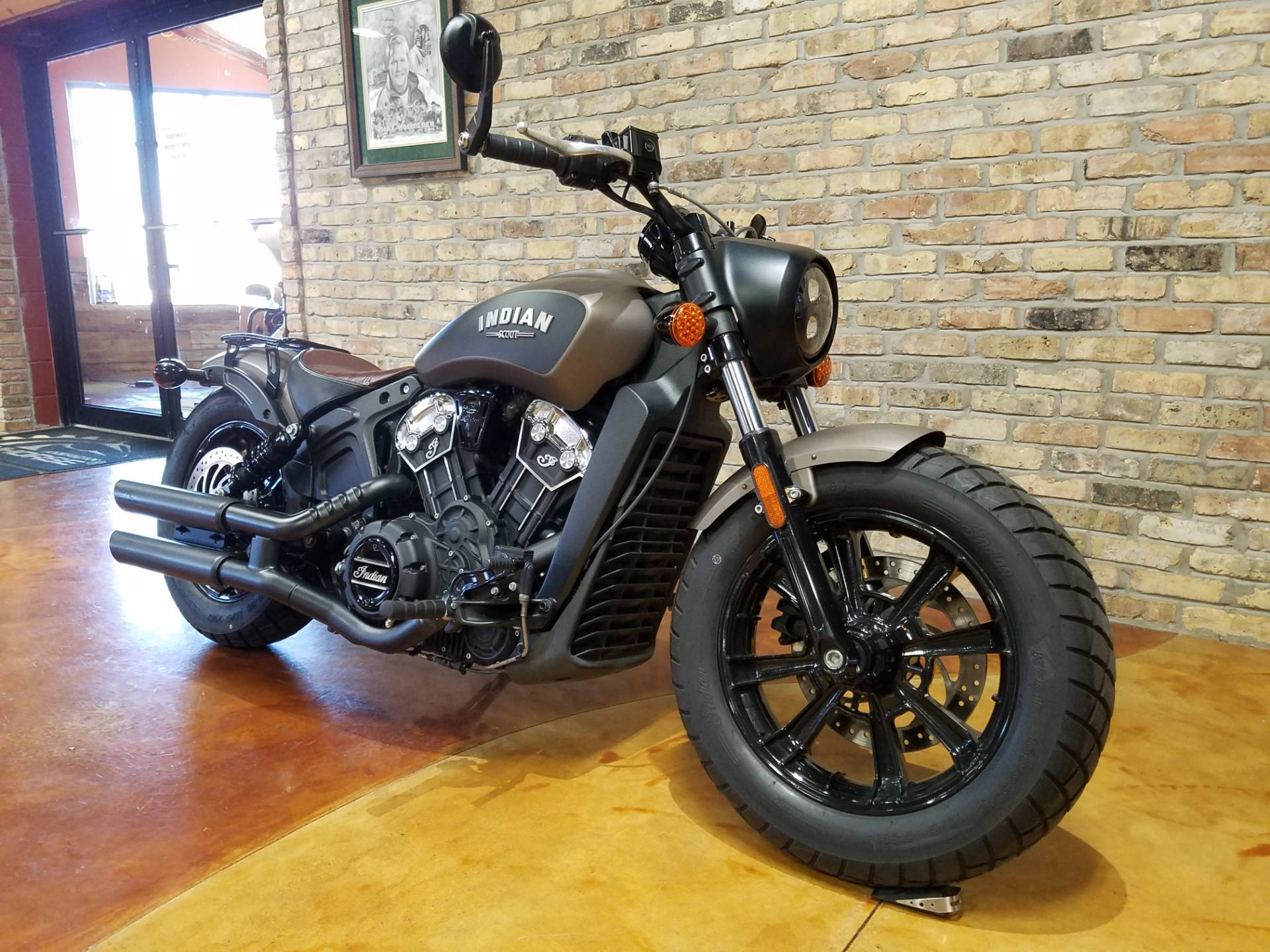 2018 Indian Scout® Bobber in Big Bend, Wisconsin - Photo 29