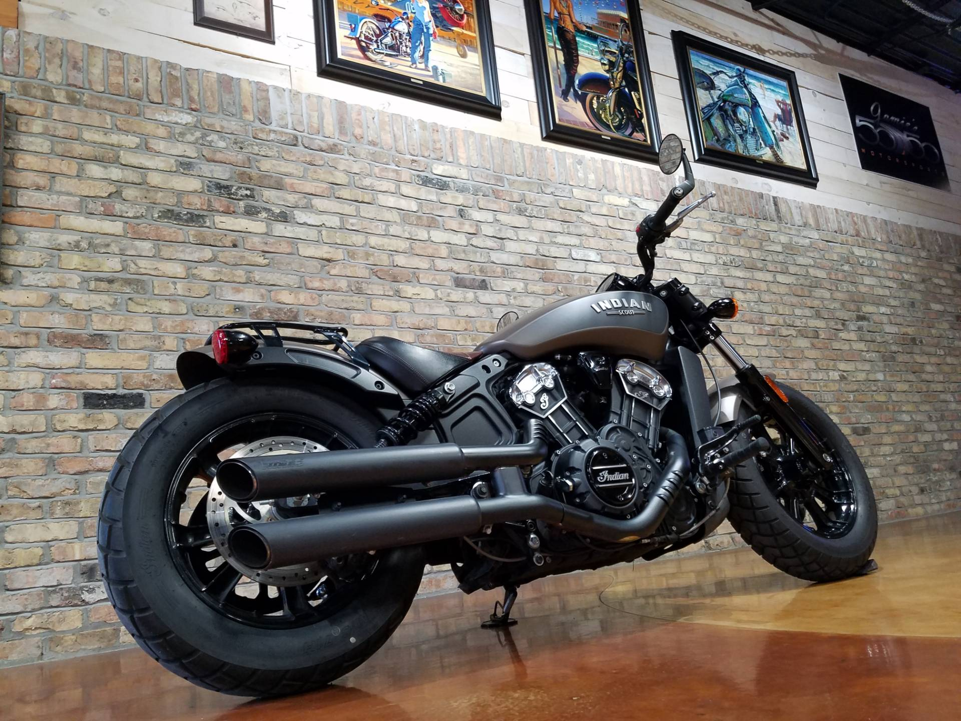 2018 Indian Scout® Bobber in Big Bend, Wisconsin - Photo 31