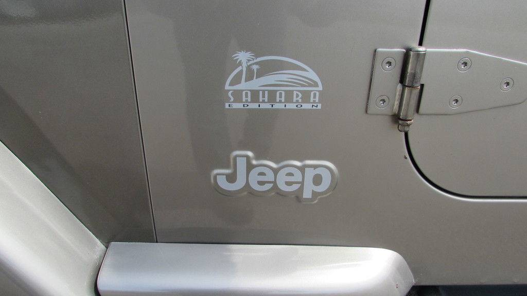 2004 Jeep Wrangler Sahara in Big Bend, Wisconsin - Photo 11