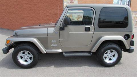 2004 Jeep Wrangler Sahara in Big Bend, Wisconsin - Photo 1