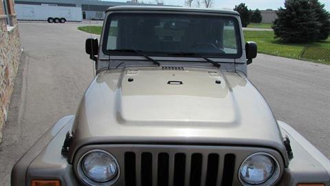 2004 Jeep Wrangler Sahara in Big Bend, Wisconsin - Photo 6