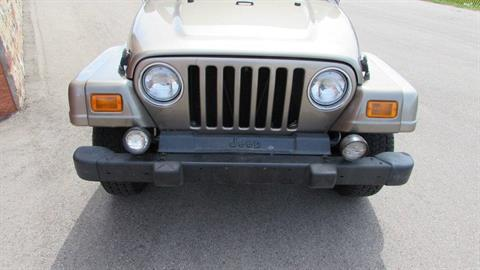 2004 Jeep Wrangler Sahara in Big Bend, Wisconsin - Photo 5