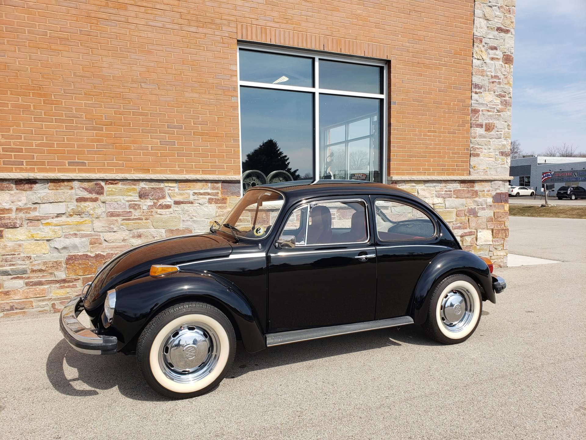 1974 Volkswagen Super Beetle in Big Bend, Wisconsin - Photo 32