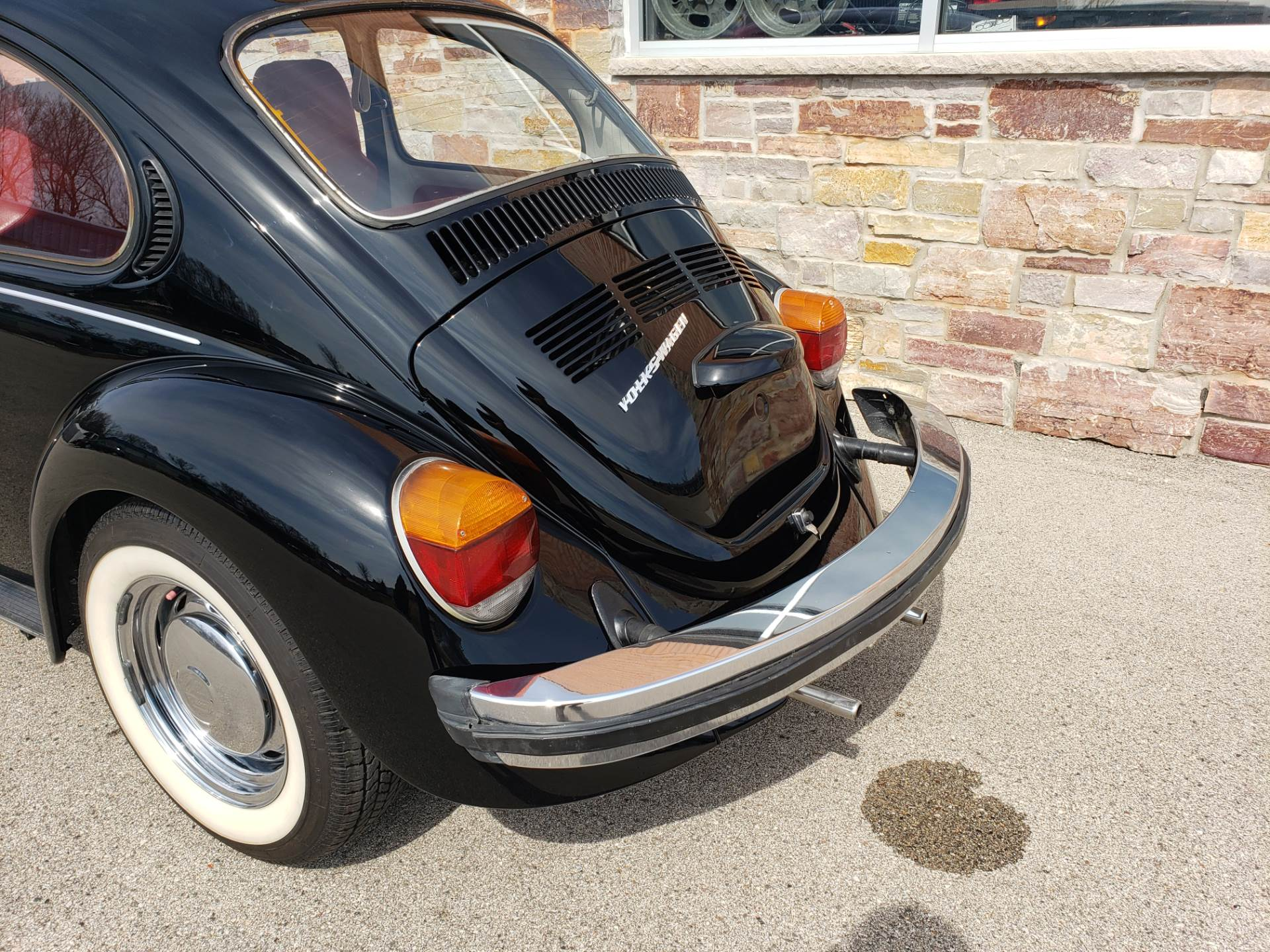 1974 Volkswagen Super Beetle in Big Bend, Wisconsin - Photo 36