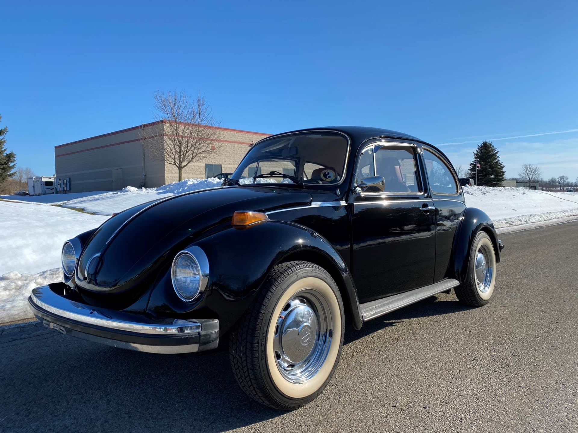 1974 Volkswagen Super Beetle in Big Bend, Wisconsin - Photo 8