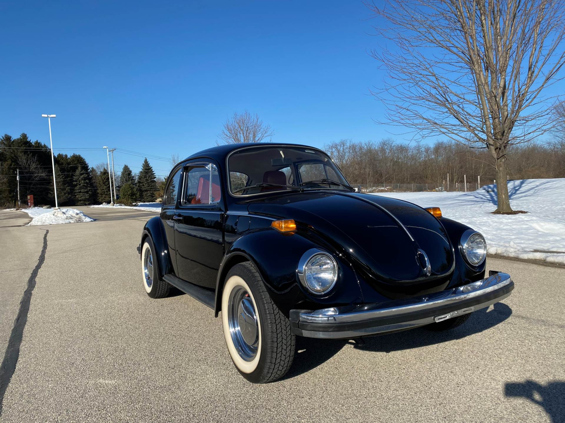1974 Volkswagen Super Beetle in Big Bend, Wisconsin - Photo 18