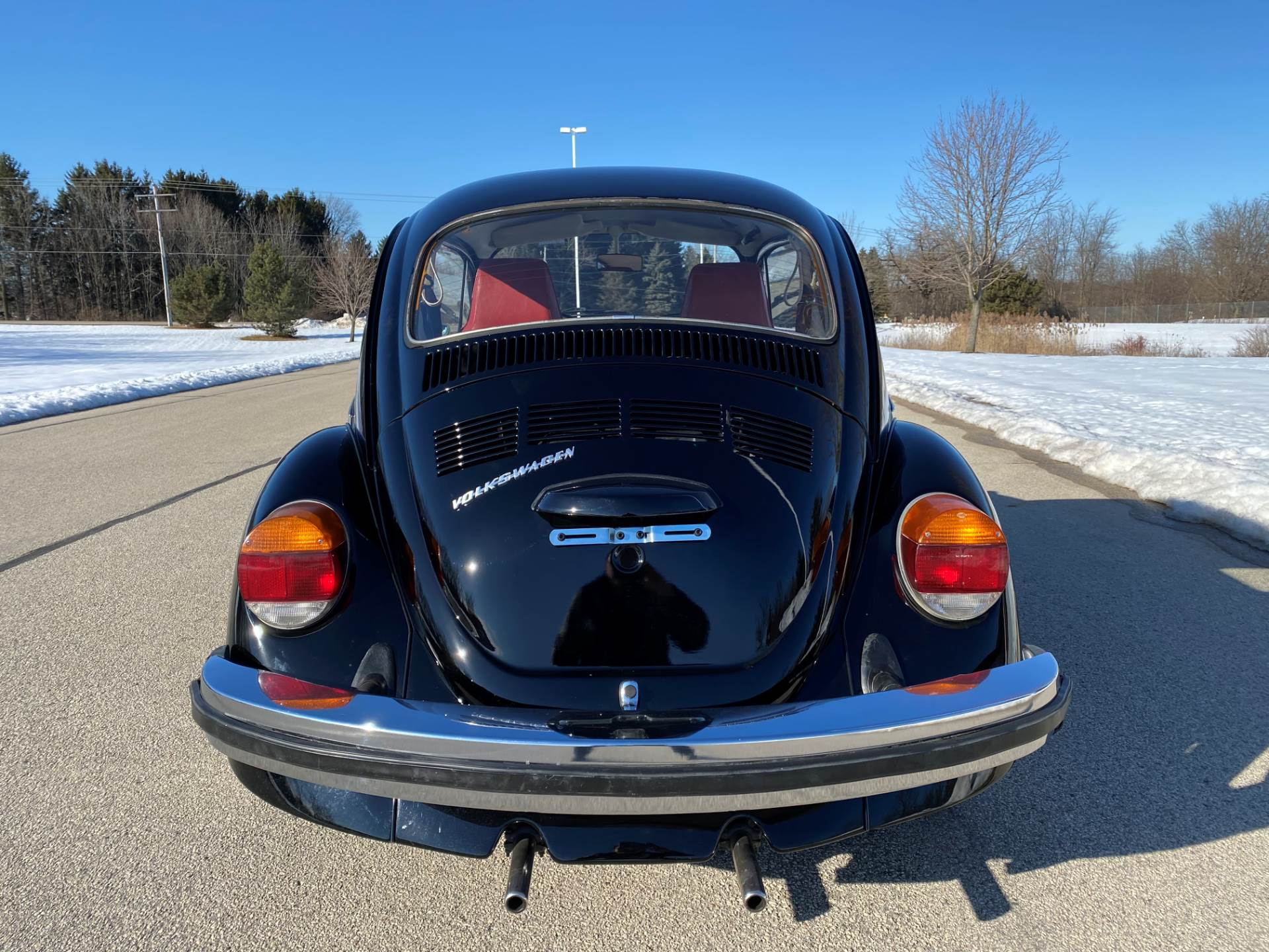 1974 Volkswagen Super Beetle in Big Bend, Wisconsin - Photo 10