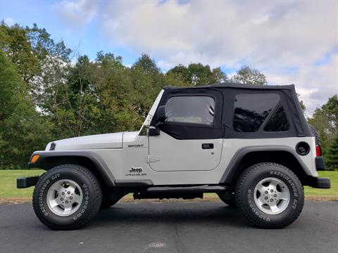 2003 Jeep® Wrangler Sport in Big Bend, Wisconsin - Photo 17