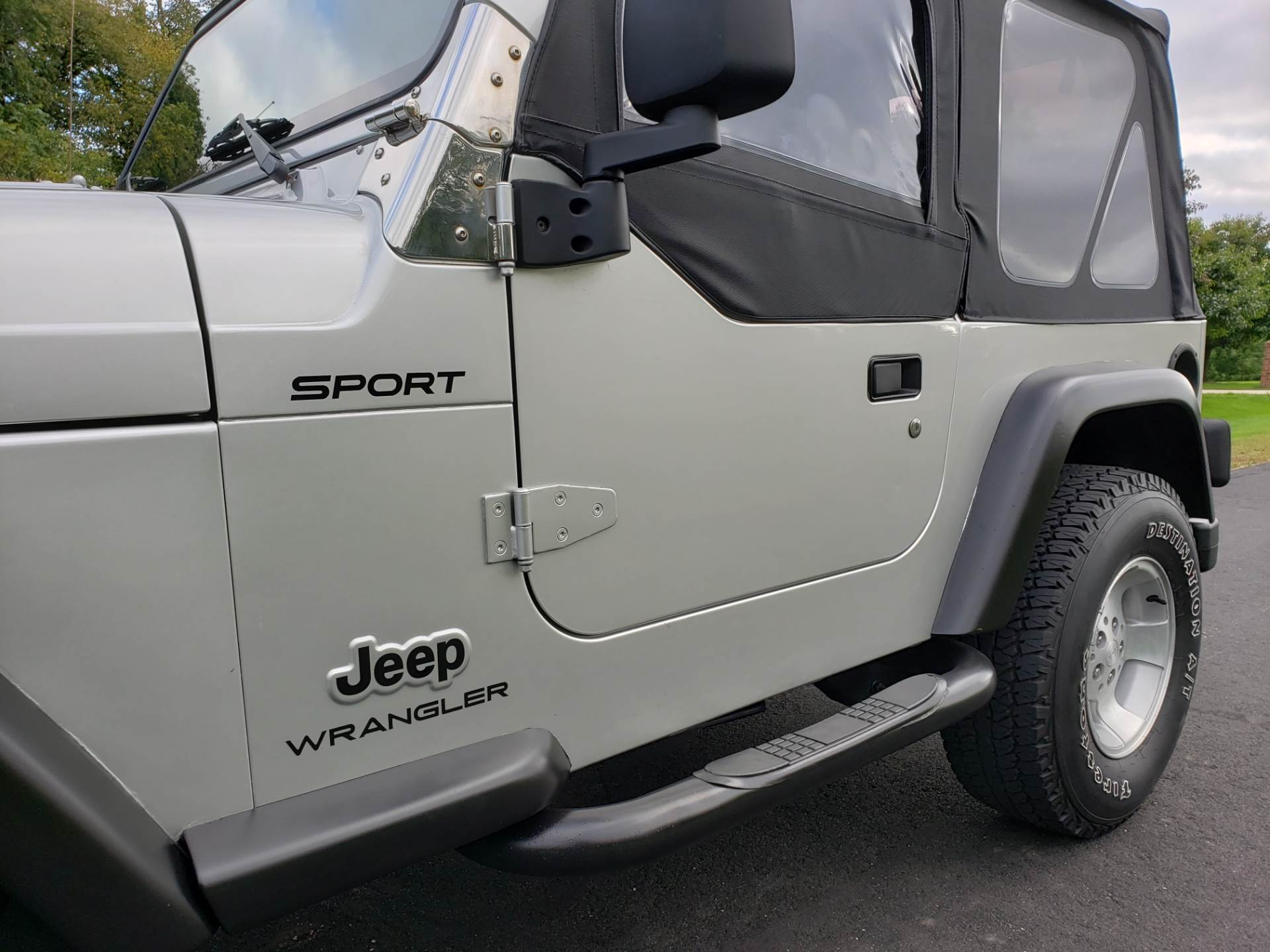 2003 Jeep® Wrangler Sport in Big Bend, Wisconsin - Photo 38