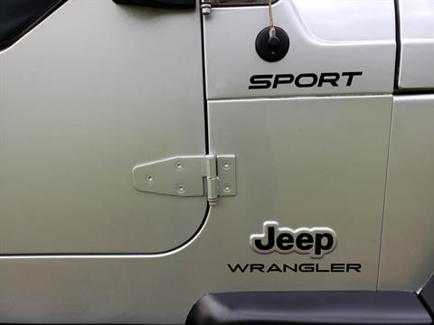 2003 Jeep® Wrangler Sport in Big Bend, Wisconsin - Photo 52